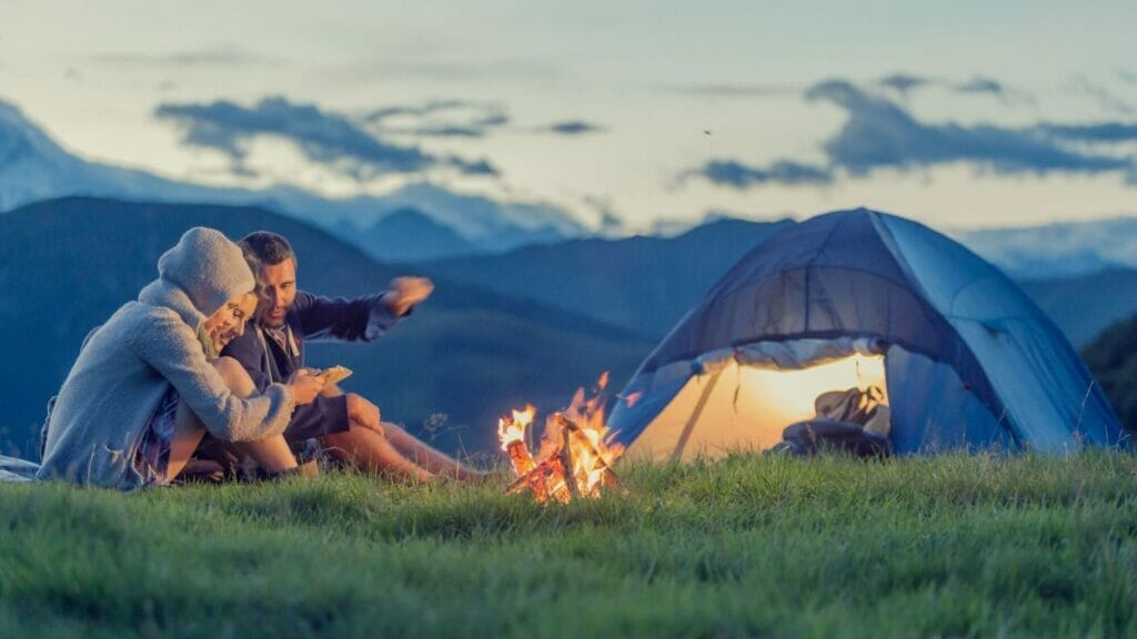 huiles essentielles camping et glamping