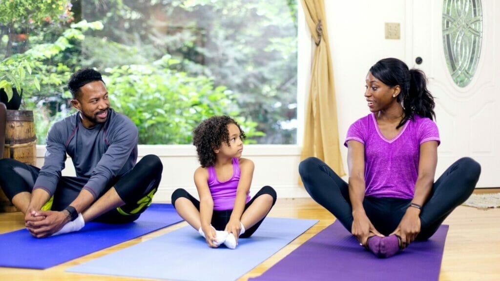 Activité en famille pour relaxer